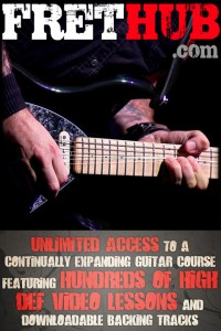 Learn Guitar Online With Frethub